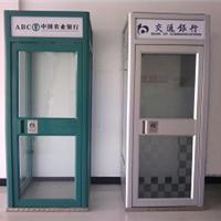 供应陕西atm智能防护舱不锈钢材质制作