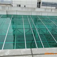 供應工業廠房,陽光板材料