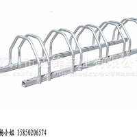 供应热镀锌自行车停车架、简易款先锋灵溪