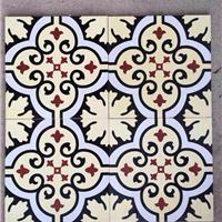 供应佛山莱立雅陶瓷花砖,小花砖厂家