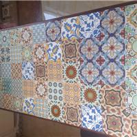 供应莱立雅西班牙风格瓷砖楼梯侧面花砖15