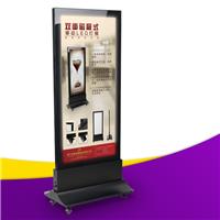 磁吸式超薄双面灯箱 LED广告灯箱 滚动灯箱