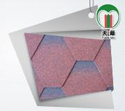 供应天幕马赛克型玻纤瓦,杭州沥青瓦厂家