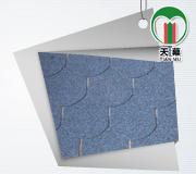 供应天幕鱼鳞型沥青瓦,杭州玻纤瓦厂家