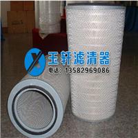 供应木浆纤维纸质除尘粉尘滤芯滤筒