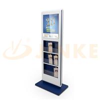 银行资料架 可放置广告大堂杂志架 折页架