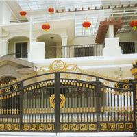 供应铝艺大门,铝艺栏杆,楼梯扶手