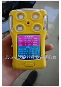 供应便携式复合气体检测报警仪SD5000型