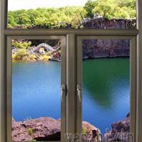 供应高档平开窗 断桥平开窗 铝合金门窗
