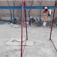 供应直滑式吊运机四柱小吊机室外小型吊机