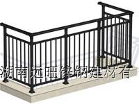 贵州木纹色护栏价格,古铜色护栏供货商
