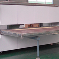 供应最专业的木纹转印机厂家,山东万恒。