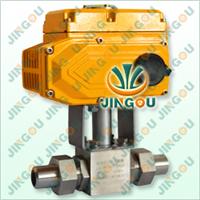 精欧供应Q961N电动高压焊接球阀