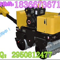 厂家批发TY-840C液压转向手扶式压路机