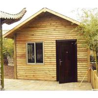 供应炭化木木屋
