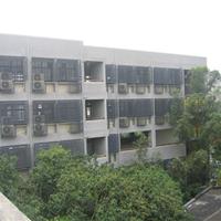 建筑外墙空调主机防护框