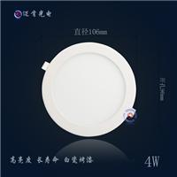 LED超薄圆形面板4W超薄圆形LED天花灯AR04