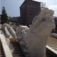 供应各种花岗石雕刻龙头 重庆石材批发市场