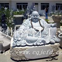 石雕观音菩萨,释迦摩尼罗汉佛像等佛神雕像