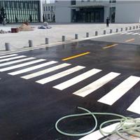 热熔标线施工、道路标线施工、交通标识