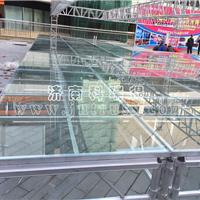 供应快装铝合金玻璃舞台酒店婚庆活动舞台