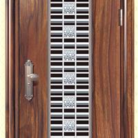 供应2015年不锈钢实木纹转印无缝精品门