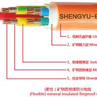 供应BBTRZ柔性矿物绝缘电缆 防火电缆