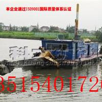 小型清淤设备 小型电动抽沙船 绞吸抽沙船