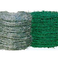 供应河北宇森专业生产镀锌刺绳浸塑刺绳