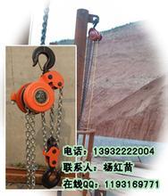 供应固定式环链电动葫芦|双速环链电动葫芦