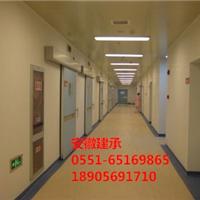 供应合肥医院手术室门 医用钢质洁净门制作