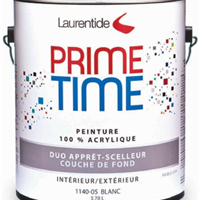 底漆 内墙底漆 PRIME TIME-全能封闭底漆和深色专用底漆