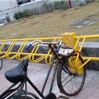 供应街道卡位式单车架 单车架厂家