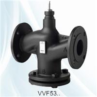 供应西门子原装阀VVF53.25蒸汽调节阀