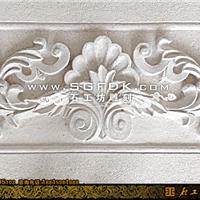 供应石材雕花草花浮雕欧式浮雕装饰