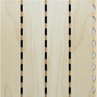 供应枫木吸音板_枫木槽木吸音板_木质吸音板