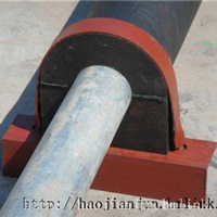 供应橡塑木托支架厂家