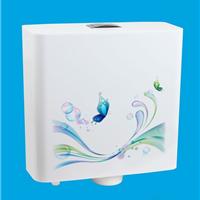 广东厕所水箱和佳庭3-6L排水量节能冲水箱