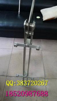 供应304拉丝不锈钢工程立柱定做厂家直销