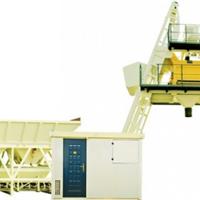 供应工程混凝土搅拌站HZS75
