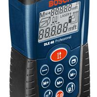 手持激光测距仪博世DLE40