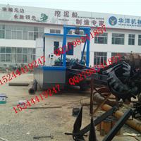 陕西汉中绞吸式清淤船厂家在哪有