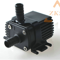 供应6V-12V宽电压运行小型泵扬程可达3米