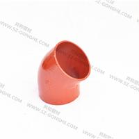 供应深圳共和TY铸铁排水管 柔性铸铁排水管