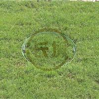 00mm复合下沉式井盖圆形植草井特价图片