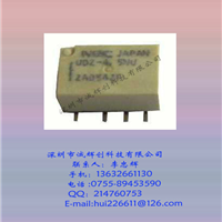 供应NEC继电器UD2-4.5NU 继电器4.5V 贴片