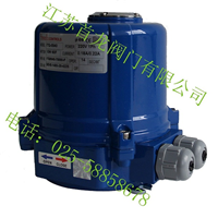 I-TORK进口电动执行器、调节型电动执行机构