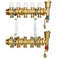 供应曼瑞德A7智能分集水器