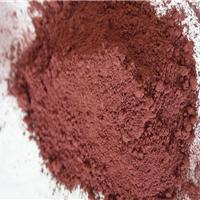 供应天然颜料铁红粉 染色用红粉