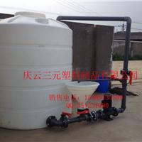 供应山东10吨减水剂塑料桶复配罐